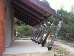Lucrari lemn-acoperisuri